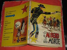 PICCOLO RANGER- N° 62- ORIGINALE 1° EDIZIONE -DEL 1969- ALBI DEL  COW BOY- RARO