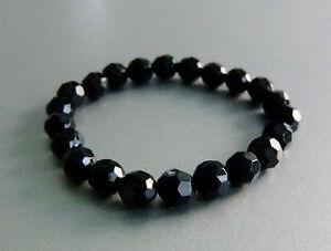 Armband - facettierte  Perlen - NEU - schimmernd - Trend & Style - Schmuck - NEU
