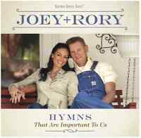 Joey + Rory - Hymns That Are Important to Us (CD, 2016) NEW • Rory and Joey Feek