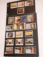 ENGLAND-1930's-RAILWAY ADVERT POSTER STMPS-SCARCE ICONIC ITEMS-VAR TOWNS-BUY SEP