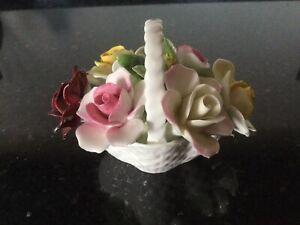 royal doulton flower basket
