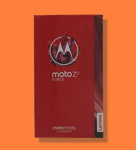 New Sprint Motorola Moto Z2 Force XT1789 Android 32gb 4G LTE Black