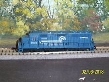 MODEL POWER N SCALE #7561 GP40 CONRAIL #3073
