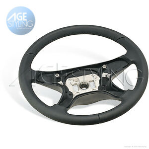 OEM Mercedes-Benz C-Class C300 C320 W204 Leather Steering Wheel # 20446003039E38
