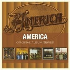 "America ""original album series"" 5 CD NUOVO"