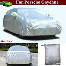 Full Car Cover Waterproof / Windproof / Dustproof for Porsche Cayenne 2011-2021