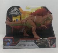 JURASSIC WORLD PACHYCEPHALOSAURUS Savage Strike 2020 Mattel