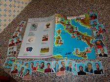 ALBUM CALCIATORI 1966 1967 IMPERIA ORIGINALE VUOTO BELLO+33 FIGURINE TIPO PANINI