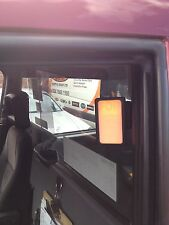 LONDON TAXIS LTI TX1,TX2 AND TX4 FOR HIRE SIGN SIDE LED NEW TAXI LIGHT BOX NEW