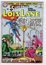 Superman's Girl Friend Lois Lane #58 DC Pub 1965