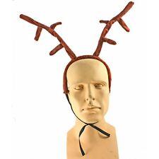 Reindeer Deer Antlers Costume Headpiece Rudolph CLOSEOUT