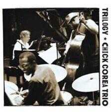 Chick Corea Trio - Trilogy Cd3 Concord JA