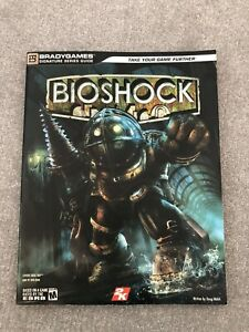 BIOSHOCK - Bradygames Signature Series Guide Book - 2007