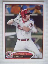 BRYSON SMITH RC 2012 Topps Pro Debut baseball card 30 REDS FLORIDA GATORS ROOKIE