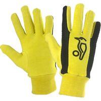 Kookaburra Cricket Plain Cotton Full Finger Mesh Wicket Keeping Inner Gloves