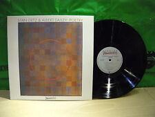 Stan Getz & Albert Dailey – Poetry ' LP MINT 1984