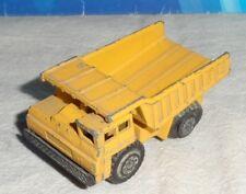 FAUN DUMP-MATCHBOX SUPERFAST LESNEY-MB58-1976
