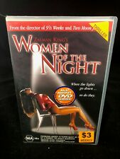 WOMEN OF THE NIGHT VHS