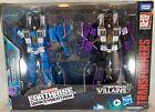 Transformers War for Cybertron: Earthrise Skywarp & Thundercracker 2-Pack - NEW!
