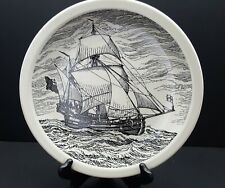 Wedgwood  Historical Canadian Vessels Plate NONSUCH