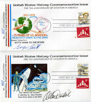 US Stamps 1979 75 Years of Aviation Cover