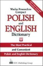 Wiedza Powszechna Compact Polish and English Dictionary (Paperback or Softback)