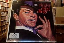 Frank Sinatra Ring-a-Ding Ding! LP sealed vinyl RE reissue