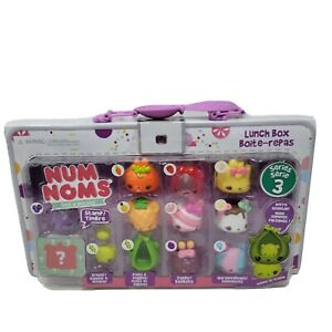 Num Noms Lunch Box Series 3 Scented 13-Piece Fruits Veggies Candy Dessert NEW