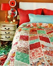 Simply Sunkissed Quilt Pattern Pieced PB
