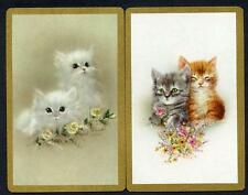 PUSSY CAT THEME SWAP CARDS IN EXCELLENT CONDITION