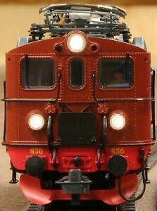 SJ Swedish State Railway litt Da 936 E-lok Schwedische Staatsbah NEU