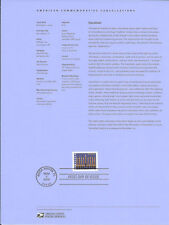 #1641 (47c) Forever Hanukkah Stamp #5153  Souvenir Page
