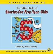 The Puffin Book of Stories for Five-year-olds by Penguin Books Ltd (CD-Audio,...