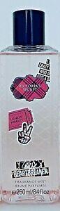 VICTORIA'S SECRET SECRET TEASE HEARTBREAKER FRAGRANCE MIST 8.4oz 250ml NEW!