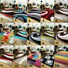 EXTRA LARGE SMALL NEW GOOD QUALITY THICK SOFT SHAGGY PILE RUGS NON SHEDDING MATS