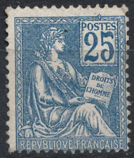 TIMBRE FRANCE année 1900 Type MOUCHON  n°114 NEUF**