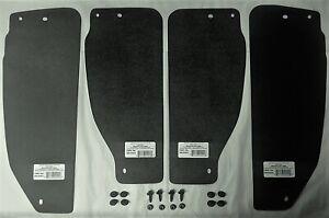 Ford F250 F350 Rear Wheel Splash Shield Guard Inner Liner Bed Fender