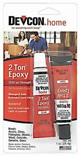 Itw Devcon 35345 S-35 2 Ton Two Part Epoxy Crystal Clear