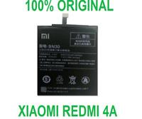 Original Li-Ion Battery For Xiaomi Redmi 4A Cell Phone Replacement Part 3120 mAh