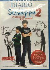 DIARIO DI UNA SCHIAPPA 2 - LA LEGGE DEI PIU' GRANDI DVD
