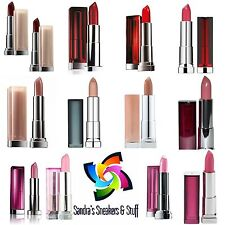Maybelline Color Sensational Lipstick NEW please choose your shade