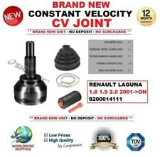 pour Renault Laguna 1.8 1.9 2.0 2001- > vitesse constante Joint CARDAN