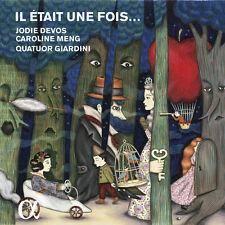 Jodie Devos / Caroli - Il Etait Une Fois: Romantic Fairytale Fantasies [New CD]