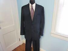 Polo Ralph Lauren Navy Blue Suit -41L - Gorgeous- Free Shipping! - #52