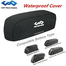 U.P.P Ebike Battery Cover Waterproof, Dustproof, Wear Resistant Bike Frame Bag