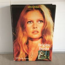 BRIGITTE BARDOT ALBUM PHOTOS / JOELLE MONSERRAT/PAC 1983