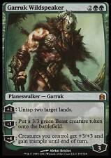 GARRUK LINGUA SELVAGGIA - GARRUK WILDSPEAKER Magic CMD Mint