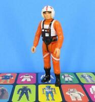 Vintage Star Wars Luke Skywalker X-Wing Pilot! 1978 Watch that crossfire, boys