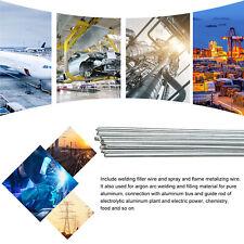 20Pcs Durafix Aluminium Welding Rod Brazing Soldering Low Temperature 1.6/2mm