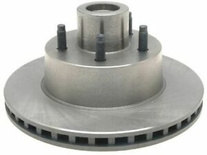 For 1981-1990 Lincoln Town Car Brake Rotor and Hub Assembly Raybestos 16586TM